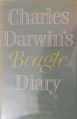 Charles Darwin's Beagle Diary By Charles Darwin