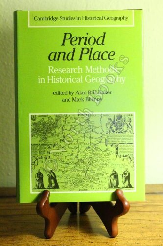 Period and Place By Alan R. H. Baker