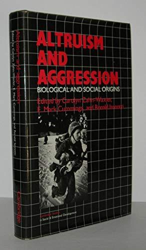 Altruism and Aggression By Carolyn Zahn-Waxler