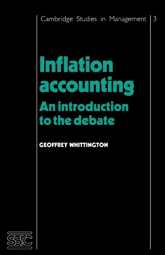 Inflation Accounting By Geoffrey Whittington