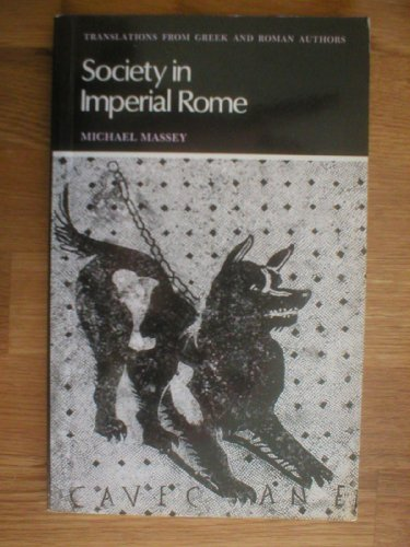 Society in Imperial Rome By Martial