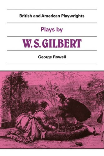 British and American Playwrights 15 Volume Paperb... by Rowell, George Paperback