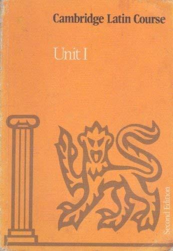 Cambridge Latin Course Unit 1 By Cambridge School Classics Project