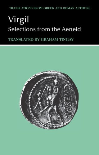 Virgil: Selections from the Aeneid By Virgil