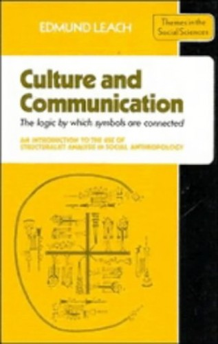Culture and Communication By Edmund Leach