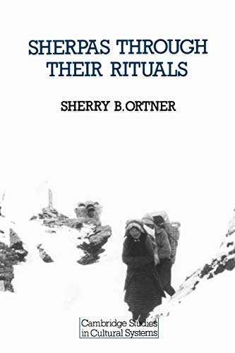 Sherpas through their Rituals By Sherry B. Ortner (Columbia University, New York)
