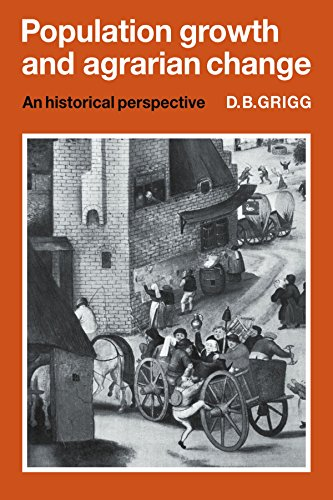 Population Growth and Agrarian Change By D. B. Grigg