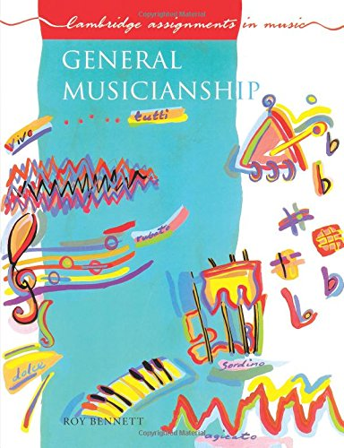 General Musicianship By Roy Bennett