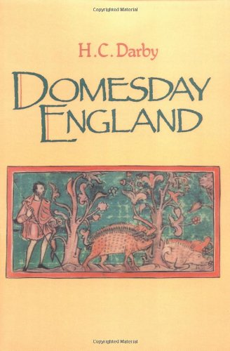 Domesday England By H. C. Darby