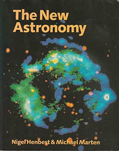 New Astronomy By Nigel Henbest