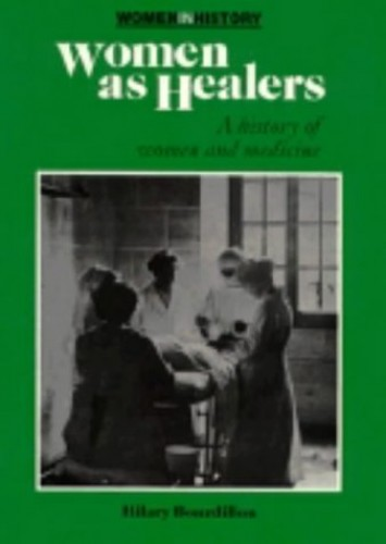 Women as Healers By Hilary Bourdillon