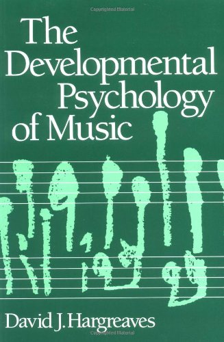 Developmental Psychology of Music by Hargreaves, David J. Paperback Book The