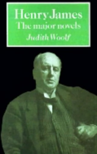 Henry James By Judith Woolf