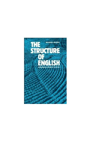 The Structure of English By Michael Newby