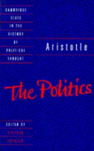 Aristotle: The Politics By Aristotle
