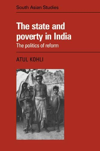 The State and Poverty in India By Atul Kohli