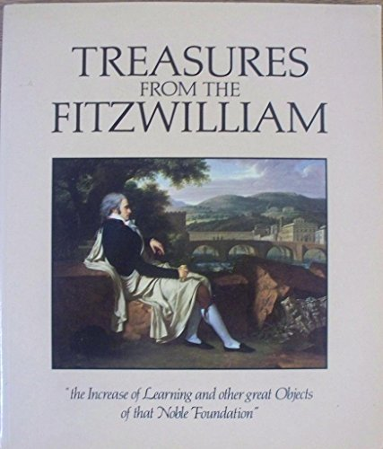 Treasures from the Fitzwilliam Museum By R.A. Crighton