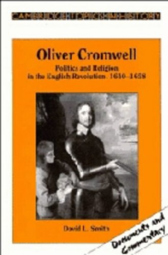 Oliver Cromwell By Professor David L. Smith
