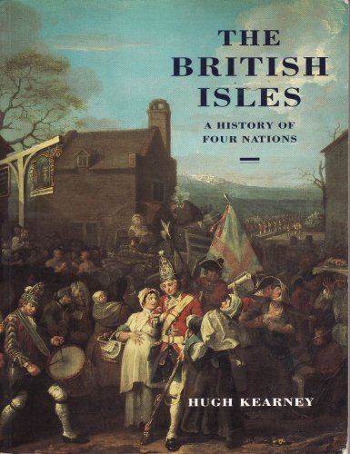 The British Isles By Hugh Kearney