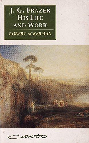 J. G. Frazer von Robert Ackerman (University of the Arts, Philadelphia)