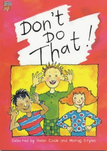 Don't Do That! By Helen Cook