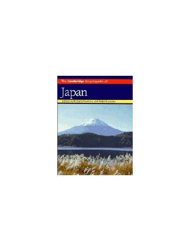 The Cambridge Encyclopedia of Japan by Richard Bowring