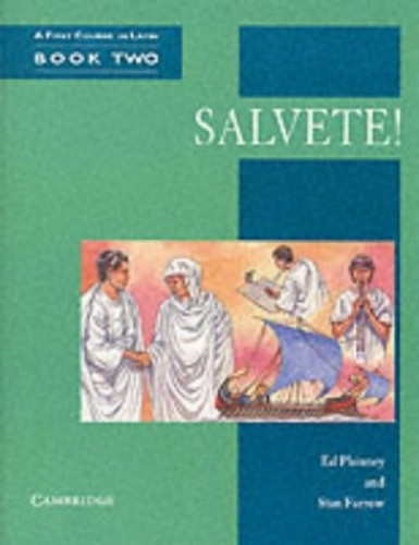 Salvete! Book 2 By Ed Phinney