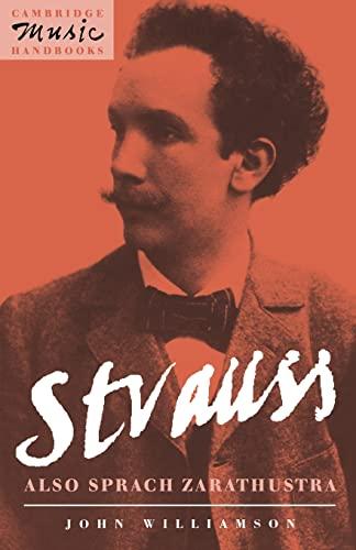 Strauss: Also sprach Zarathustra By John Williamson