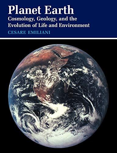 Planet Earth By Cesare Emiliani (University of Miami)
