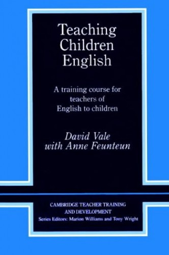 Teaching Children English By David Vale