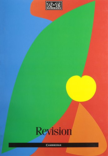 Revision By School Mathematics Project
