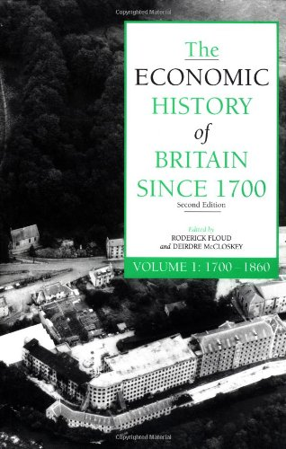 The The Economic History of Britain since 1700 3 Volume Paperback Set The Economic History of Britain since 1700 By Roderick Floud (Provost, London Guildhall University)