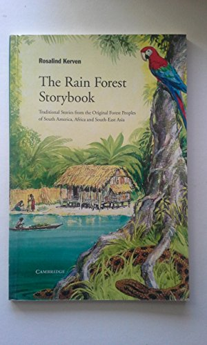 The Rain Forest Storybook By Rosalind Kerven