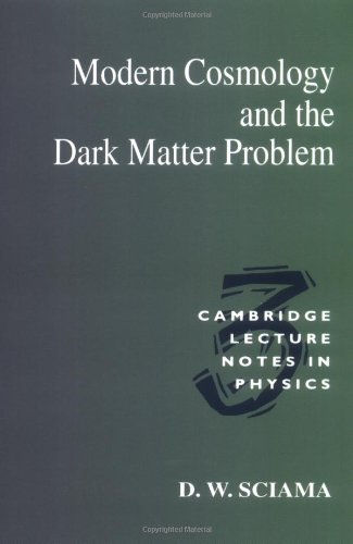 Modern Cosmology & the Dark Matter (Cambridge Lect... by Sciama, D. W. Paperback