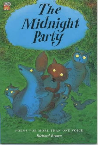 The Midnight Party By Richard Brown