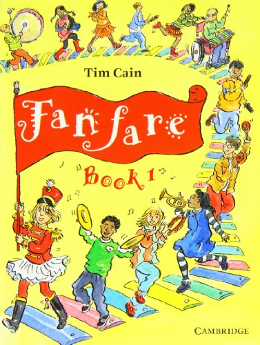Fanfare 1 Students' book By Tim Cain