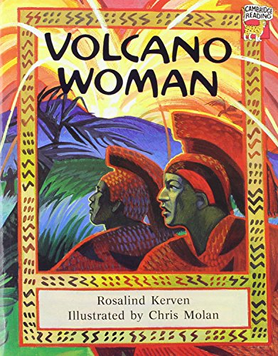 Volcano Woman By Rosalind Kerven