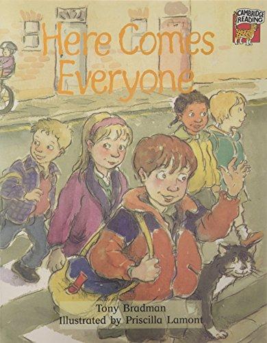 Here Comes Everyone By Tony Bradman