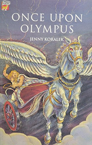 Once upon Olympus By Jenny Koralek