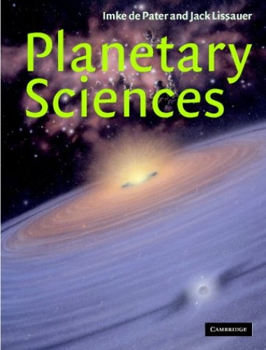 Planetary Sciences By Imke De Pater