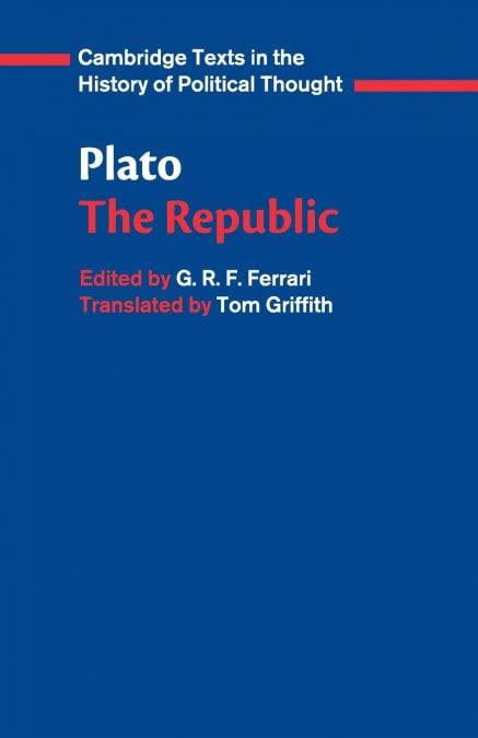 Plato: 'The Republic' By Plato