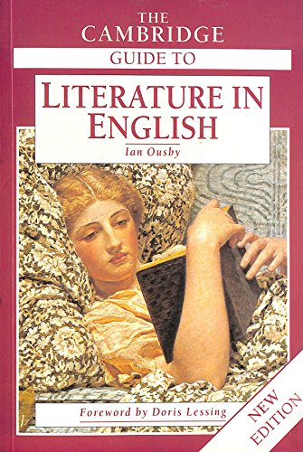 The Cambridge Guide to Literature in English par Ian Ousby