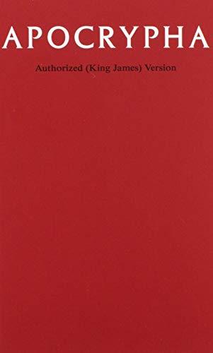 KJV Apocrypha Text Edition KJ530:A: Authorized King James Version (Bible Akjv)