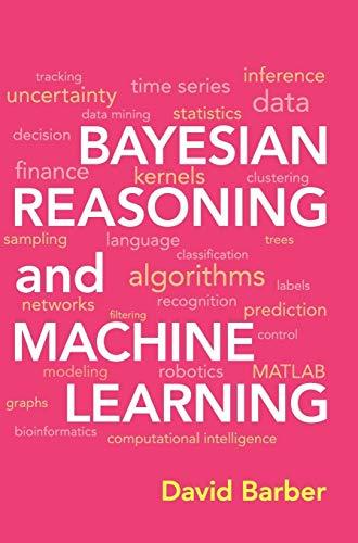 Bayesian Reasoning and Machine Learning By David Barber