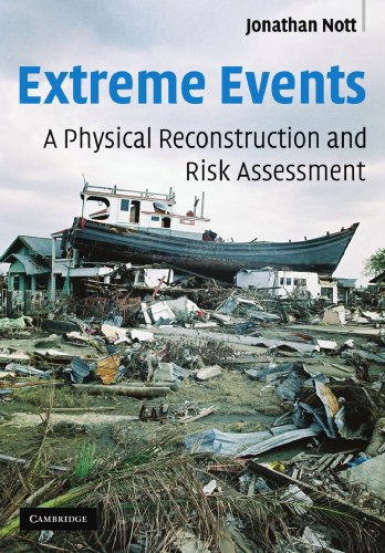 Extreme Events By Jonathan Nott (James Cook University, North Queensland)