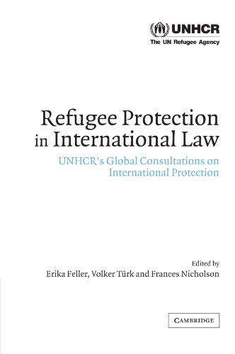 Refugee Protection in International Law By Edited by Ms Erika Feller