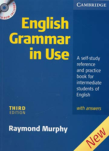 English Grammar In Use with Answers and CD ROM By Raymond Murphy