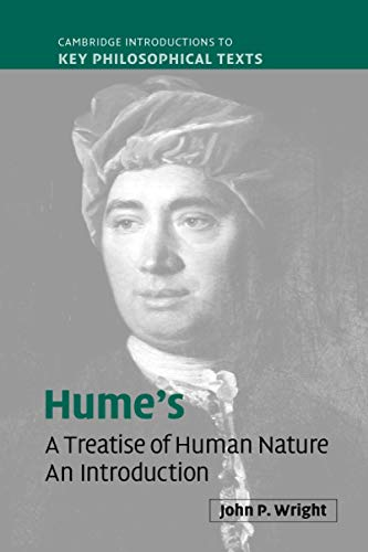 Hume's 'A Treatise of Human Nature' By John P. Wright (Central Michigan University)