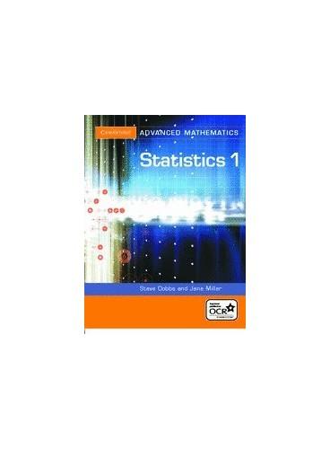 Statistics 1 for OCR (Cambridge Advanced Level Mathematics for OCR) By Steve Dobbs