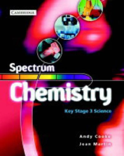 Spectrum Chemistry Class Book By Andy Cooke